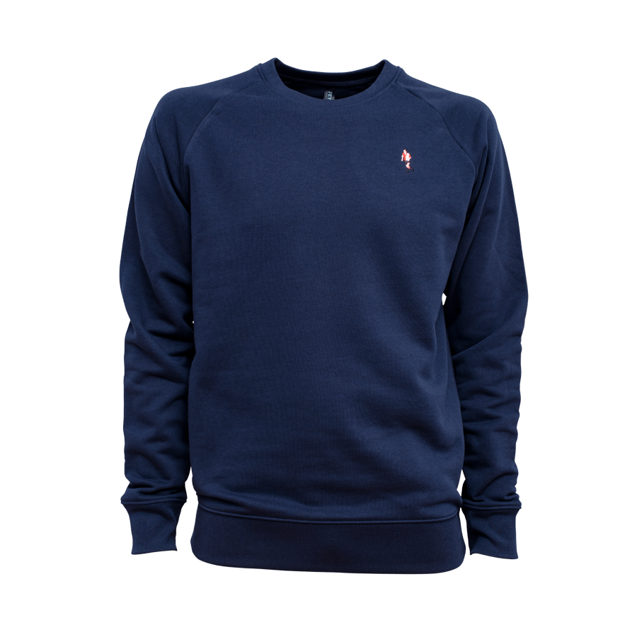 Feyenoord Sweater Player, blauw